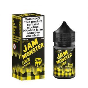 Jam Monster eJuice SALT - Lemon (Limited Edition) - 30ml / 24mg