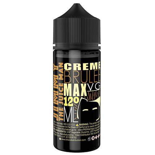 Jimmy The Juice Man - Creme Brulee - 120ml / 12mg