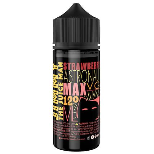 Jimmy The Juice Man - Strawberry Astronaut - 120ml / 0mg