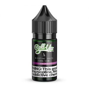 Juice Roll Upz SALT - Grape - 30ml / 25mg