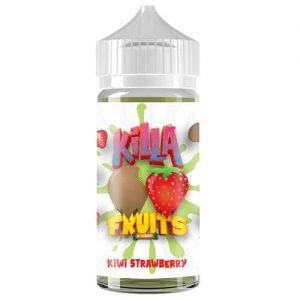 Killa Fruits - Kiwi Strawberry - 100ml / 0mg
