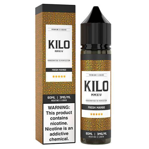 Kilo eLiquids MMXIV Series - Fresh Mango - 60ml / 3mg