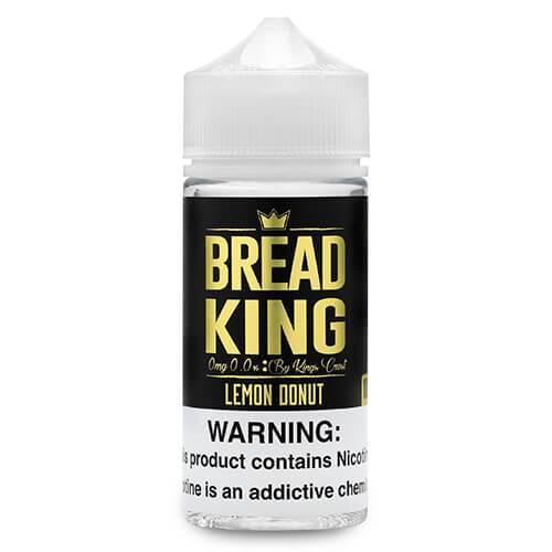 King Line E-Juice - Bread King - 100ml / 3mg