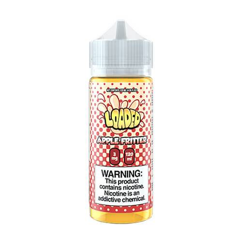 Loaded E-Liquid - Apple Fritter - 120ml / 3mg