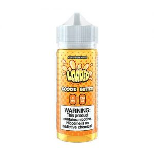 Loaded E-Liquid - Cookie Butter - 120ml / 3mg