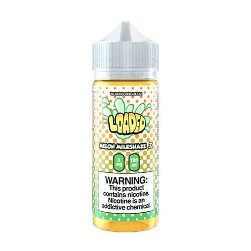 Loaded E-Liquid - Melon Milkshake - 120ml / 6mg
