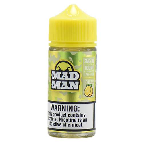 MadMan Liquids - Crazy Lemon - 100ml / 6mg