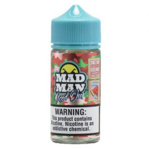 MadMan Liquids ICED OUT - Crazy Watermelon ICE - 100ml / 0mg