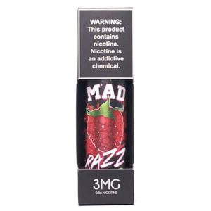 Vapewell - Mad Razz - 60ml / 3mg