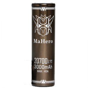 MaHero 20700 3000mAh 40A Battery