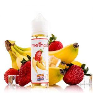 Method - Banana Berry Breeze - 60ml / 3mg