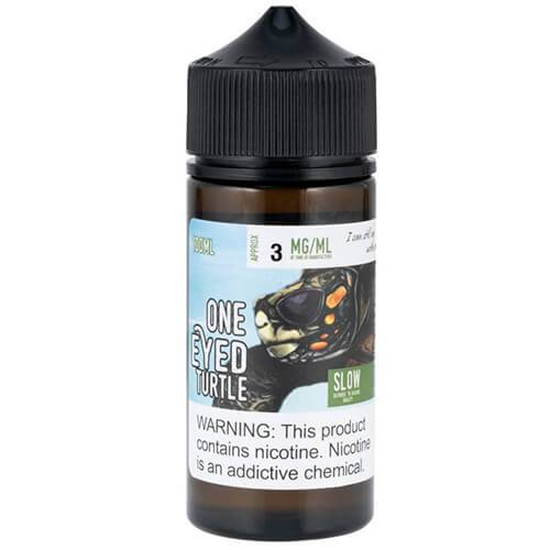Micro Brew Vapor - One Eyed Turtle - 100ml / 0mg