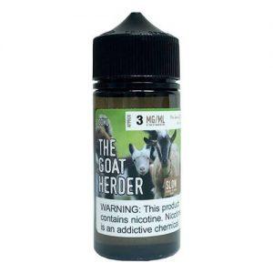 Micro Brew Vapor - The Goat Herder - 100ml / 3mg
