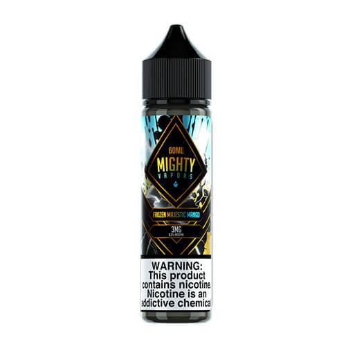 Mighty Vapors - Frozen Majestic Mango - 60ml / 6mg