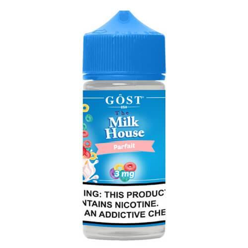 The Milk House by Gost Vapor - Parfait - 100ml / 6mg
