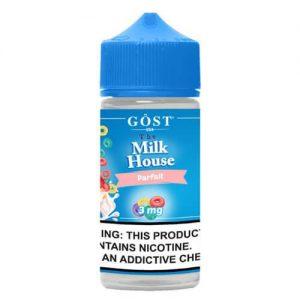 The Milk House by Gost Vapor - Parfait - 100ml / 3mg
