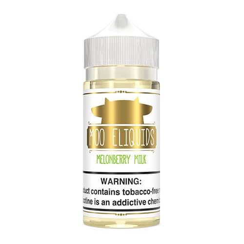 Moo eLiquids Synthetic - Melonberry Milk - 100ml / 3mg