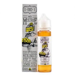 Mr. Meringue E-Liquid - Mr. Meringue - 60ml - 60ml / 6mg