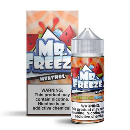 Mr. Freeze eLiquid - Watermelon Frost - 100ml / 3mg