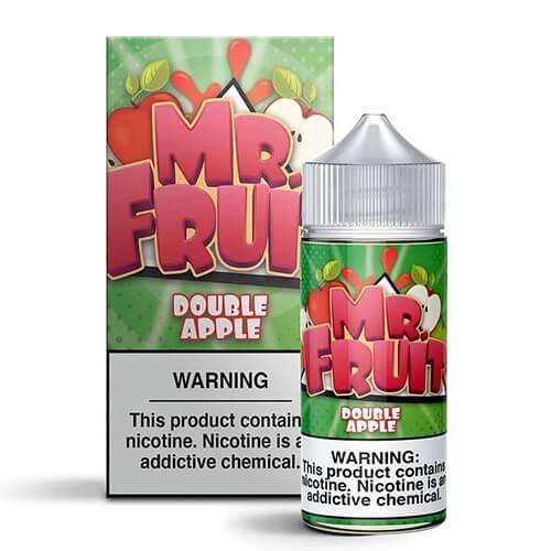 Mr. Fruit eLiquid - Double Apple - 100ml / 6mg