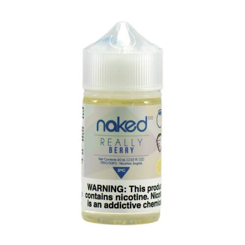 Naked 100 By Schwartz - Really Berry - 60ml / 6mg