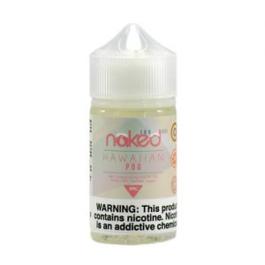 Naked 100 By Schwartz - Hawaiian Pog On Ice - 60ml - 60ml / 0mg
