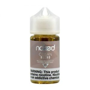 Naked 100 Tobacco By Schwartz - Cuban Blend - 60ml / 3mg