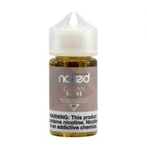 Naked 100 Tobacco By Schwartz - Cuban Blend - 60ml / 0mg
