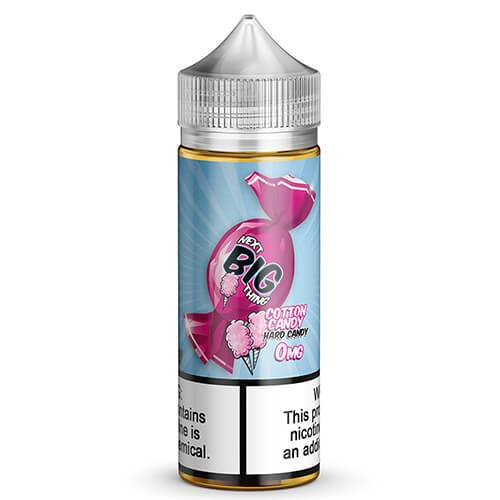 Next Big Thing eJuice - Cotton Candy Hard Candy - 120ml / 3mg