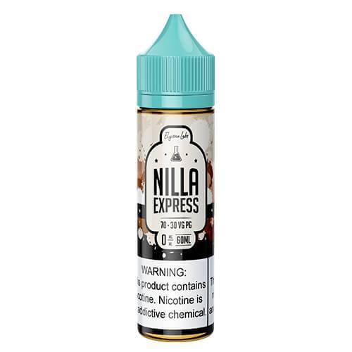 The Nillas by Elysian Labs - Nilla Express - 60ml / 3mg