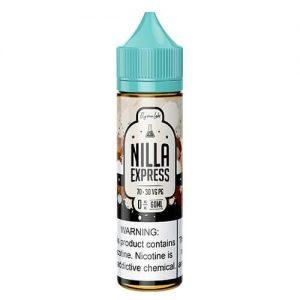 The Nillas by Elysian Labs - Nilla Express - 60ml / 0mg