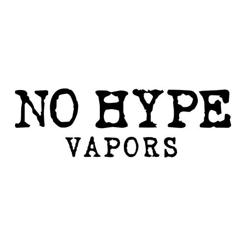 No Hype Vapors - Butter Pecan Ice-Cream - 120ml / 6mg