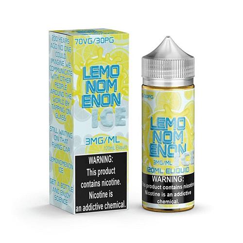 Noms eJuice - Lemonomenon Ice - 120ml / 0mg