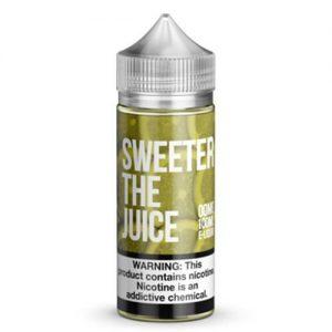 North Shore Vape Distribution - Sweeter The Juice - 100ml / 3mg