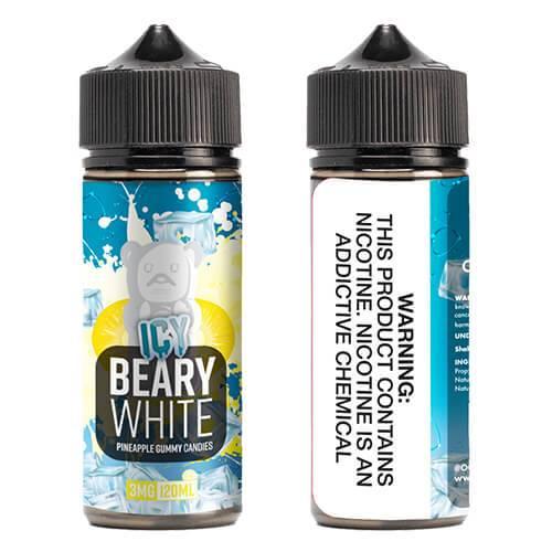 OOO E-Juice ICE - Icy Beary White - 120ml / 0mg