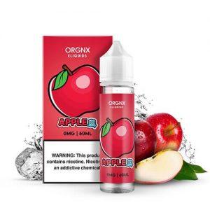 Orgnx Eliquids - Apple Ice - 60ml / 0mg