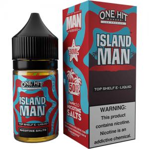 One Hit Wonder eLiquid SALT - Island Man - 30ml / 25mg