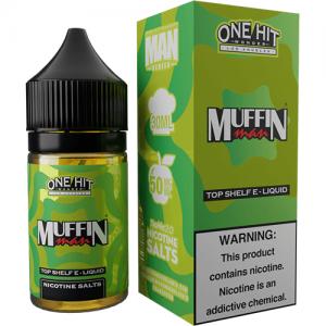 One Hit Wonder eLiquid SALT - Muffin Man - 30ml / 25mg