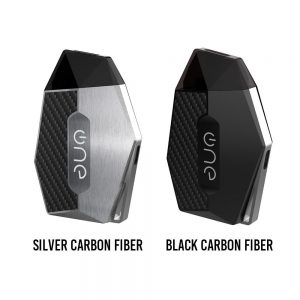 Onevape Lambo Mod - Silver Carbon Fiber