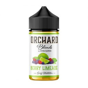 Orchard Blend by Five Pawns - Berry Limeade - 60ml / 0mg