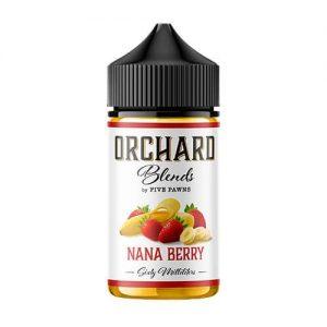 Orchard Blend by Five Pawns - Nana Berry - 60ml / 3mg