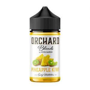 Orchard Blend by Five Pawns - Pineapple Kiwi - 60ml / 0mg