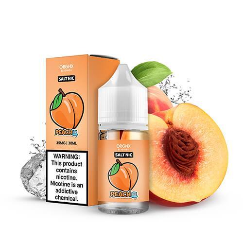 Orgnx Eliquids SALT - Peach Ice - 30ml / 50mg