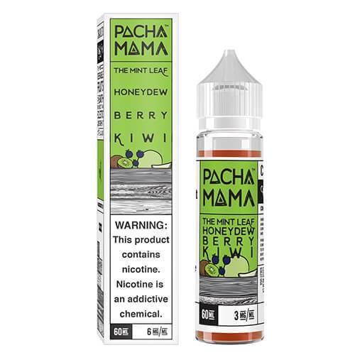 Pachamama E-Liquid - The Mint Leaf - 60ml / 0mg