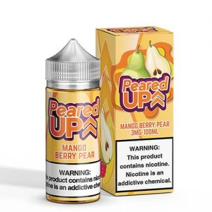 Peared Up eLiquid - Mango Berry Pear - 100ml / 0mg