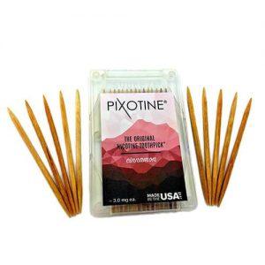 Pixotine - Cinnamon - 15 Pack - 15 Toothpicks