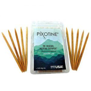Pixotine - Winter Ice - 15 Pack - 15 Toothpicks