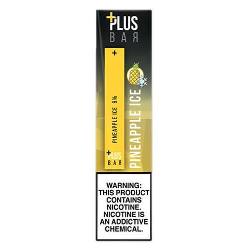 Plus Pods - Disposable Vape Pod Device - Pineapple ICE - 1.3ml / 60mg