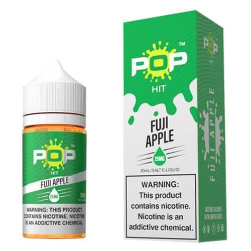 Pop Hit eLiquids SALTS - Fuji Apple - 30ml / 50mg