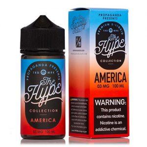 Propaganda E-Liquid The Hype Collection - America - 100ml / 3mg